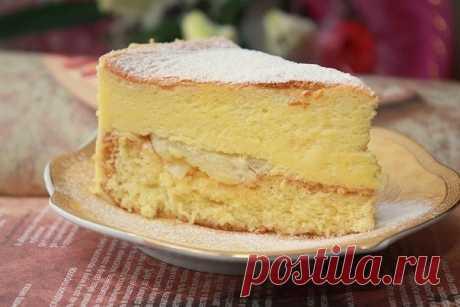 """Австрийский сырный торт """"Гауда"""""""