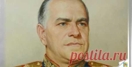 Маршал Жуков и Кока-Кола
