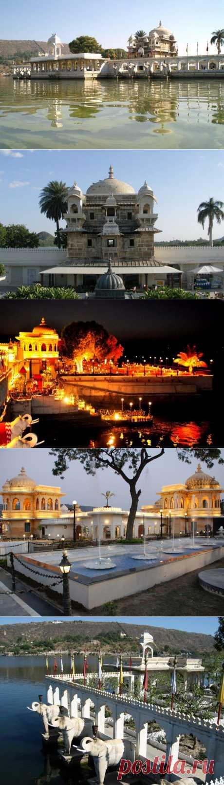 (+1) тема - Джаг Мандир: роскошный средневековый дворец Индии | Среда обитания