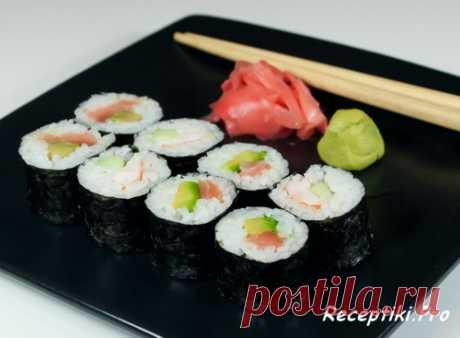 Японская кухня - Маки-суши - быстро, вкусно и просто