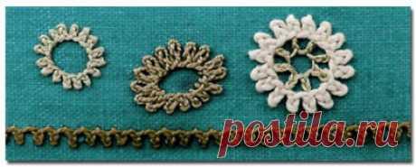 (10) Gallery.ru / Фото #1 - Вышивка плетение - Octavia2