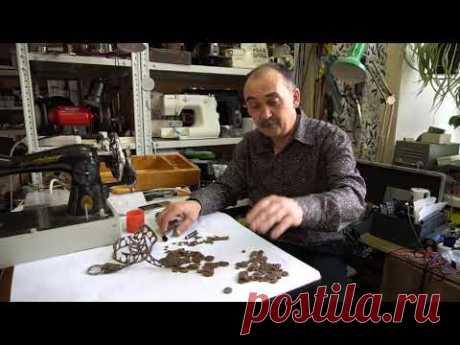 Будни мастера по ремонту швейных машин