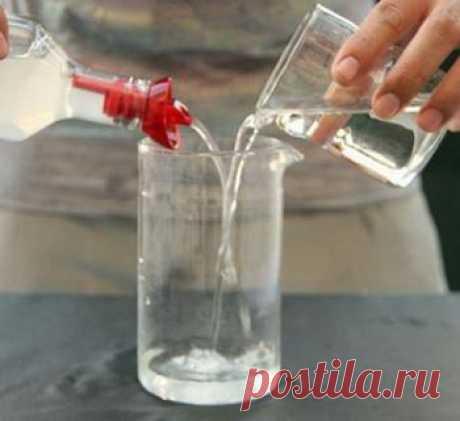 Как развести спирт до концентрации водки