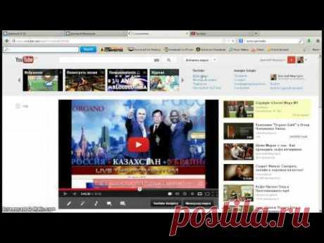Секреты YouTube! Как сделать активную ссылку в видео на Ютуб?