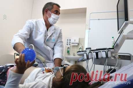 В Пинске открылась частная клиника «Ваш врач» Пациентам делают обследования на аппаратах экспертного класса, анализы - в частной лаборатории.