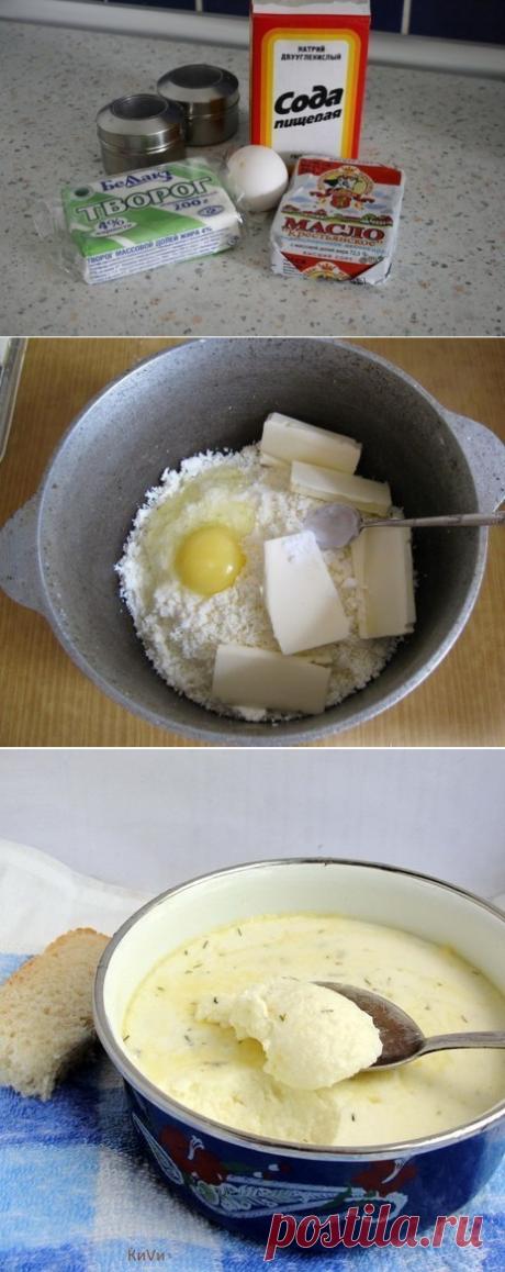 Просто и аппетитно! Домашний плавленный сыр | Вкусные рецепты