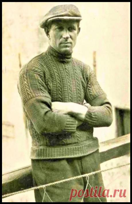 Гернсийское вязание - железная логика традиции!