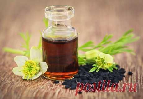 ༺🌸༻ Польза и вред масла семян Черного Тмина, и его применение