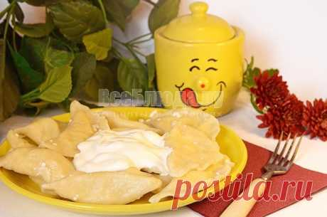 Вареники с Адыгейским сыром, рецепт с пошаговыми фото   Все Блюда