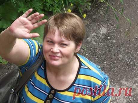 Людмила Устьянцева