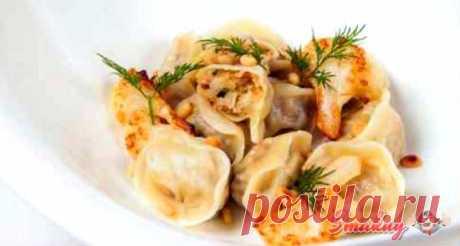 Вареники с цветной капустой и орехами » Смакуй - кулинарные рецепты со всего света!