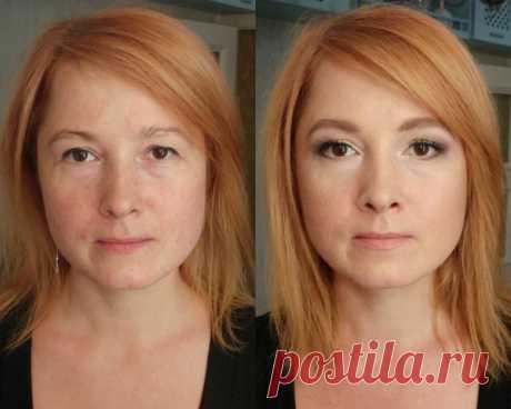 Когда макияж работает против вас: 6 непростительных ошибок | INFO♥STYLE | Яндекс Дзен