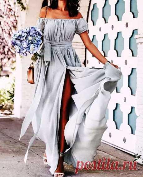 Идеально для жары - 10 очаровательных образов с летними платьями 2018 Платье – неотъемлемая часть женского весенне-летнего гардероба.   В этом году модельеры порадовали нас интересными идеями и прекрасными трендами. О том, какие платья будут в моде весной и летом 2018, …