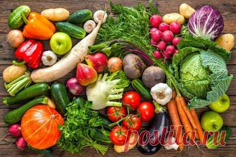 Избавляемся от нитратов и пестицидов в овощах и фруктах — Полезные советы