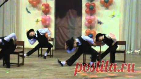 Самолюк Настя -танец джентельменов