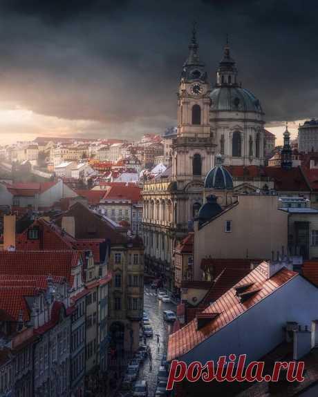 Прага, Чехия Автор фото: Michael Sidofsky
