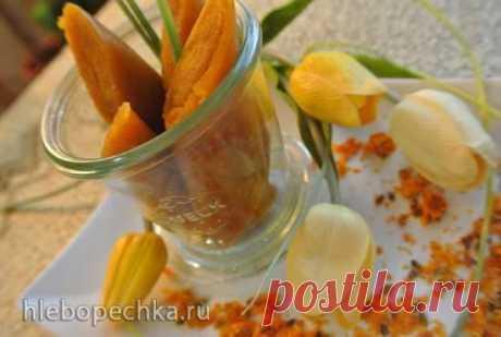 Фруктово-ягодная-овощная пастила (2) - рецепт с фото на Хлебопечка.ру