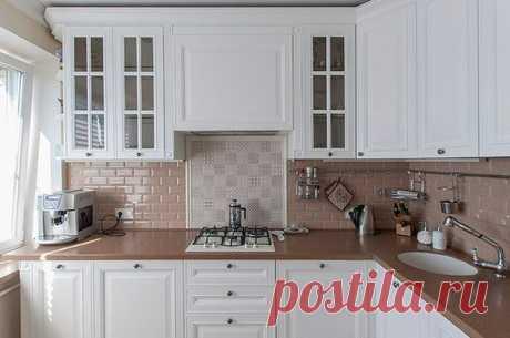 50+ эффектных примеров отделки кухонного фартука