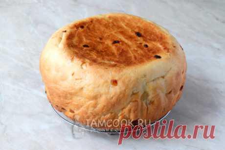 Луковый хлеб в мультиварке — рецепт с фото пошагово