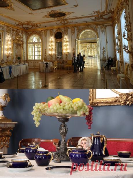Как жилось русским царицам: прогулка по Екатерининскому дворцу | Соло-путешествия | Яндекс Дзен