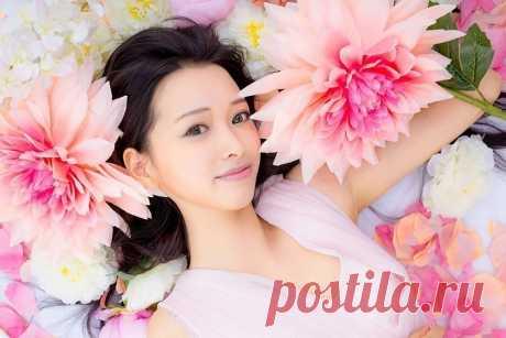 10 лучших секретов красоты азиатских женщин