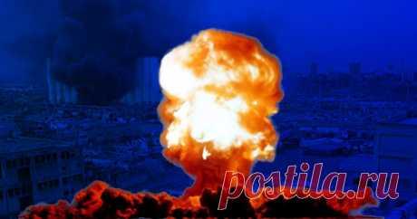 💥5 главных фактов о взрыве в Бейруте,  в котором погибло более 100 человек Весь город в обломках.