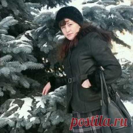 Анжелика Парфёнова