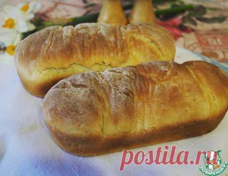 Домашний хлеб с укропом и чесноком – кулинарный рецепт