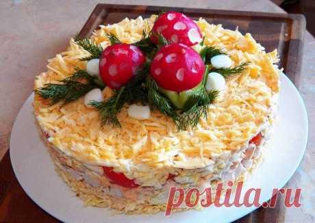 Салат с курицей и пекинской капустой - пошаговый рецепт с фото. Автор рецепта Евгений . - Cookpad