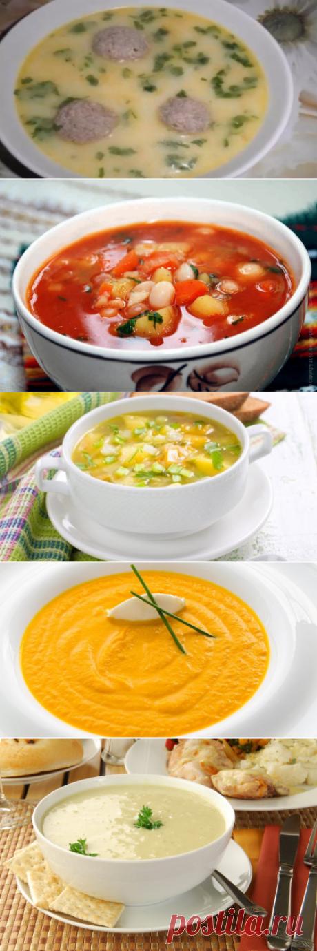 Реальные способы похудеть: Топ-10 вкусных и некалорийных супов