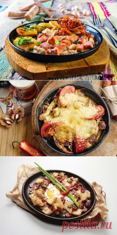 Что такое русская скоблянка? Как ее готовить? — Вкусные рецепты