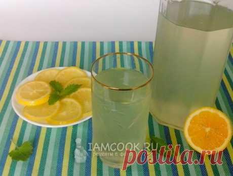 Лимонад из лимонов, рецепт с фото. Как приготовить домашний лимонад из лимонов?