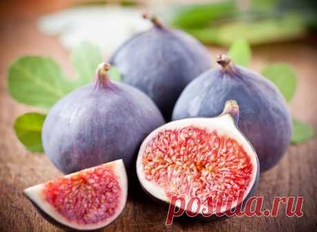 Advantage of a fig for health