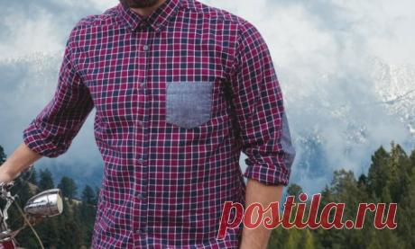 Женщина делает классные вещи из старых рубашек мужа | Творим с NyaSkory | Яндекс Дзен