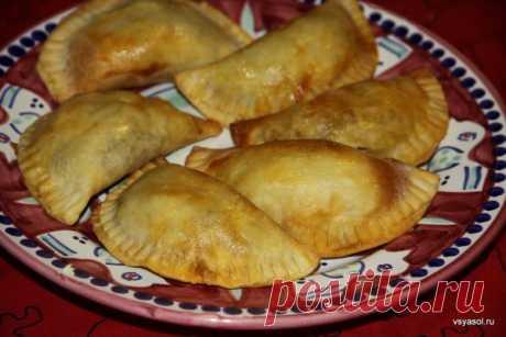 От посикунчиков до эмпанадас: 5 пирожков – Вся Соль - кулинарный блог Ольги Баклановой