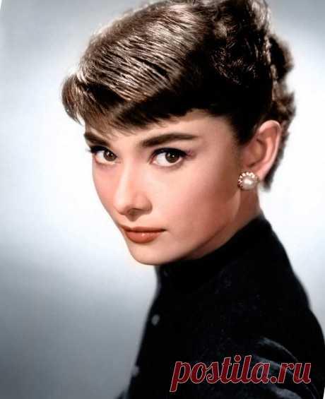 Одри Хепберн, 4 мая, 1929  • 20 января 1993