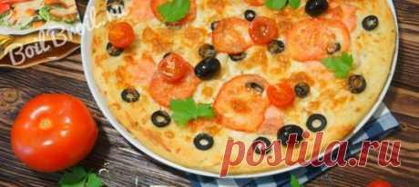 Пицца морская  Простота приготовления и разнообразие рецептур помогли пицце завоевать известность у всех слоев населения. Сегодня она уже не воспринимается как классическое блюдо итальянской кухни, а входит в основное меню европейцев, американцев, японцев... Оценил...  Ингредиенты:  Показать полностью…