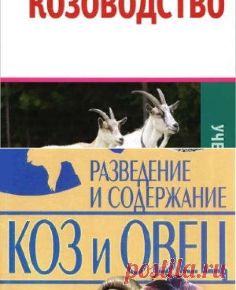 Козоводство - А.И. Чикалёв