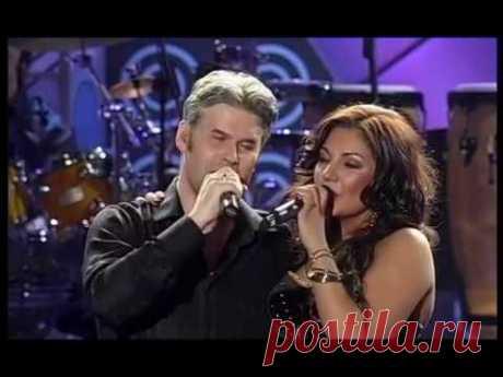 Рада Рай и Андрей Бандера - Не любить невозможно Концерт в Кремле  2009