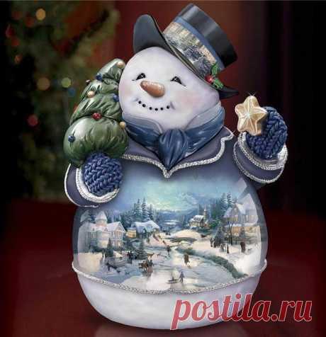 Томас Кинкейд - Деревенская Рождественская коллекция, часть 2