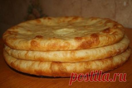 Осетинские пироги с картошкой - Кулинарный Гуру