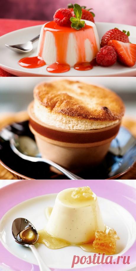 Моя нежность: 3 легких десерта для всей семьи | Папамамам — МИФ