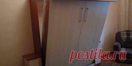 Делаем шкаф-кровать с нуля. Мы расскажем вам все этапы