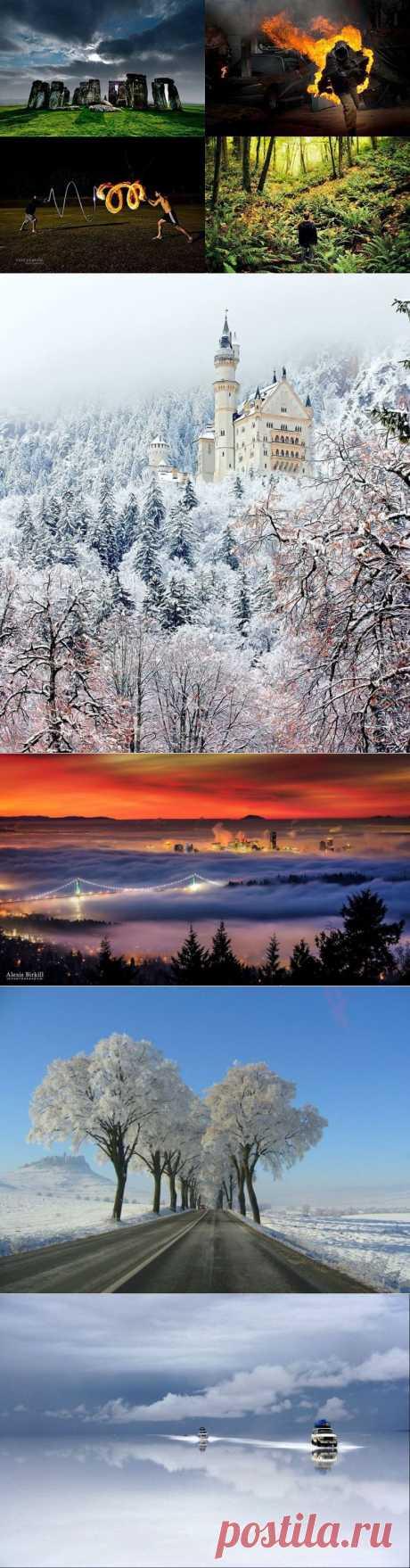 Любимые кадры глазами и словами фотографов / Всё самое лучшее из интернета