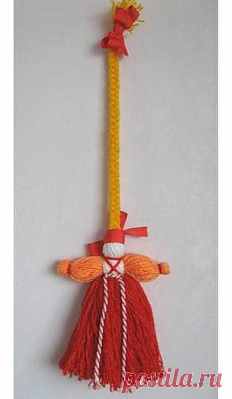 """Кукла-оберег """"Доля"""". / Разнообразные игрушки ручной работы / PassionForum - мастер-классы по рукоделию"""