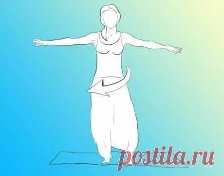 El ejercicio la PEONZA: ¡desenrollen los problemas del cuerpo y la mentalidad!