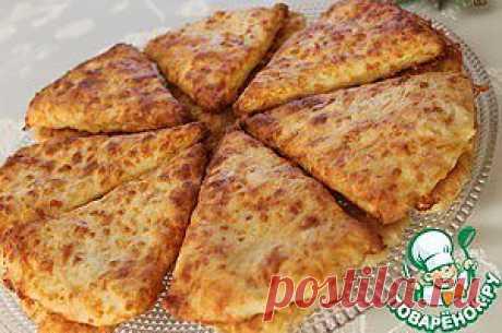 Skona or cheese flat cakes - the culinary recipe