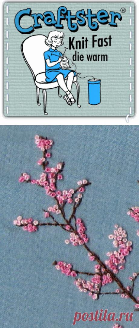 Hurry up Spring! - NEEDLEWORK