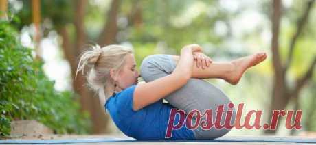 ༺🌸༻Упражнения для ленивого кишечника