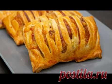 ПИРОЖКИ с картофелем и мясом. Быстрый Бюджетный и ВКУСНЫЙ Завтрак или Обед | MEAT AND POTATO PIES